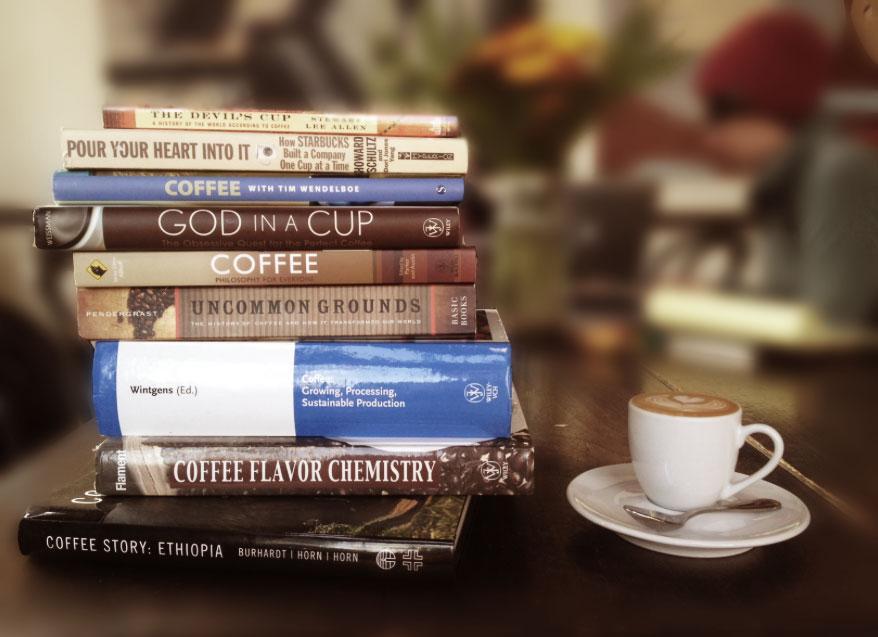 Кофе и книга лучшие подарки